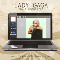 Lady Gaga (GRAMMY) PNG PACK by Fuckthesch00l
