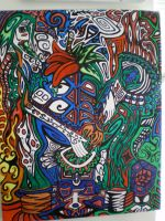 ayahuasca dream by suicybe