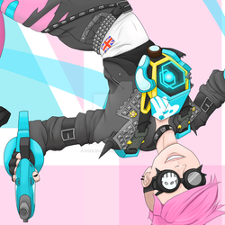 Punk Tracer (Preview) by I-see-no-Bottle