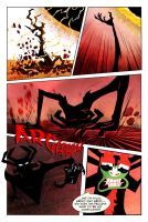 Master Of Darkness: Deception - comic page 2 by GrievousAlien