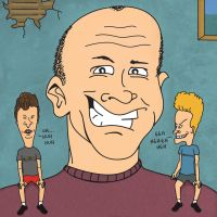 Mike Judge Caricature by servemaster
