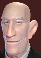 Old man _ WIP by abdollah4ever