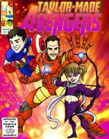 Taylor-Made Avengers by wheretheresawil