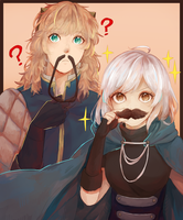 I moustache you a question by sheepSODA