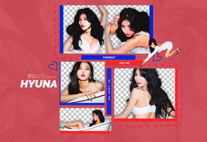 +Pack Png 4Minute|Hyuna 02 by Pohminit
