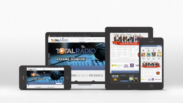 TotalRadio by battiston