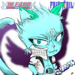 Grimmjow the Exceed by momonnga57