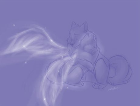 In Memory of Sophie by spiritwolf77