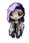Siori Chibi - My OC for Fairy tail by Siorimoo