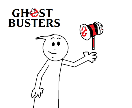 No-Ghosts Guy's Hammer by Ghostbustersmaniac
