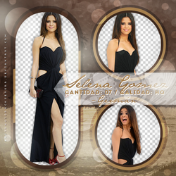 Png Pack 1128: Selena Gomez by southsidepngs