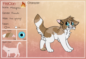 MOSSYPAW || Application | TWG by rainwolfeh