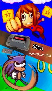 Master System by RaulFronceda