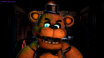 Angry Flashlight Freddy by TF541Productions