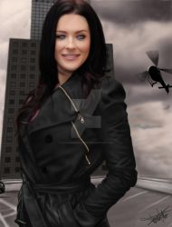 Bridget Regan by xStolenInnocencex