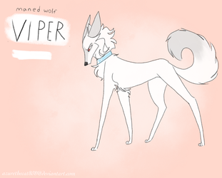 Viper Reference Sheet by AzureTheCat808