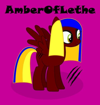 AmberOfLethe by timelordderpy