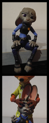 Guess Who! - My Revoltech figure is finally here by RobertFiddler