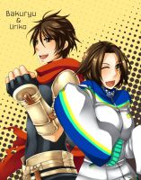 [Bloody Roar] Best Tag Team! by Hideyo