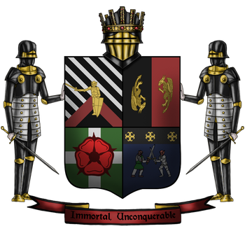 Coat of Arms of Verentia by Kaloith