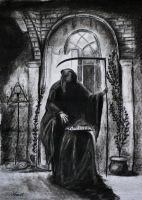 The Grim Reaper by UltimateExpression