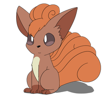 Vulpix by sp19047