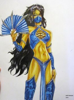 Kitana by DIRTYBAD96