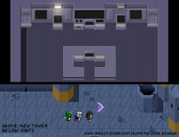 AHF Game: Outpost Tower by WaywardInsecticon