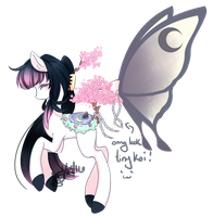 CLOSED Pastel Goth Faering Auction by PrinceRansom