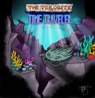 The Trilobite Time Traveler (Concept 2) by Petzrick