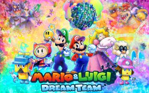 Luigi's Dreamy Exposition by I-2