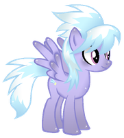 Cloudchaser by MoonGazerThePony