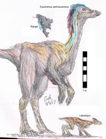 Equimimus and Rabbit Horse by Lord-Triceratops