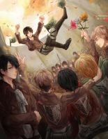 SnK: Victory by Fiveonthe