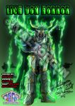 Lich Don Horror -Fanart Gavan by Valtorgun-le-Grand