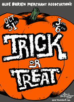 Burien Trick and Treat by Spools