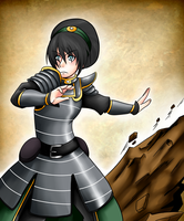 Chief Toph Beifong by Tomacchi