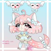 CLOSED by StarryPuffy-Adopts