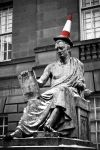 David Hume, Traffic Cop by doches