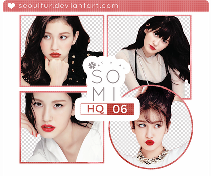 SOMI / PNG PACK by seoulfur by seoulfur