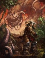 Tales From the Fallen Empire Cover by Quigleyer