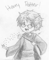 Harry is Happy by Joker-nightmaren