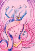 Princess of love by Lunar-White-Wolf