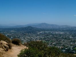 Hike at Cowles Mountain by CatherineAllison