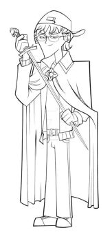 TDB Michael by Cid-Vicious
