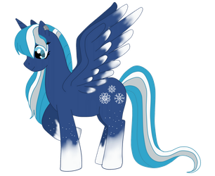 Snow by FullMetalWing
