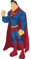 Superman by Tompach
