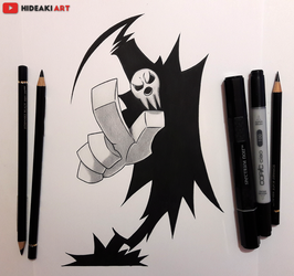 Shinigami    Soul Eater by HideakiArtReal