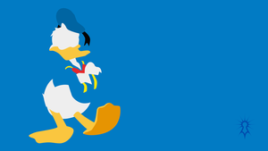 Donald Duck by Nateag