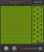 Textile Pattern 26.0 by Sed-rah-Stock